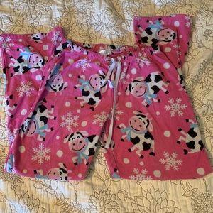 Other - Cow Pajama Pants